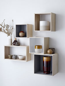 Square Wood Display Boxes