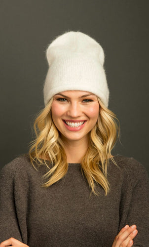 Frosted Wool Beanie
