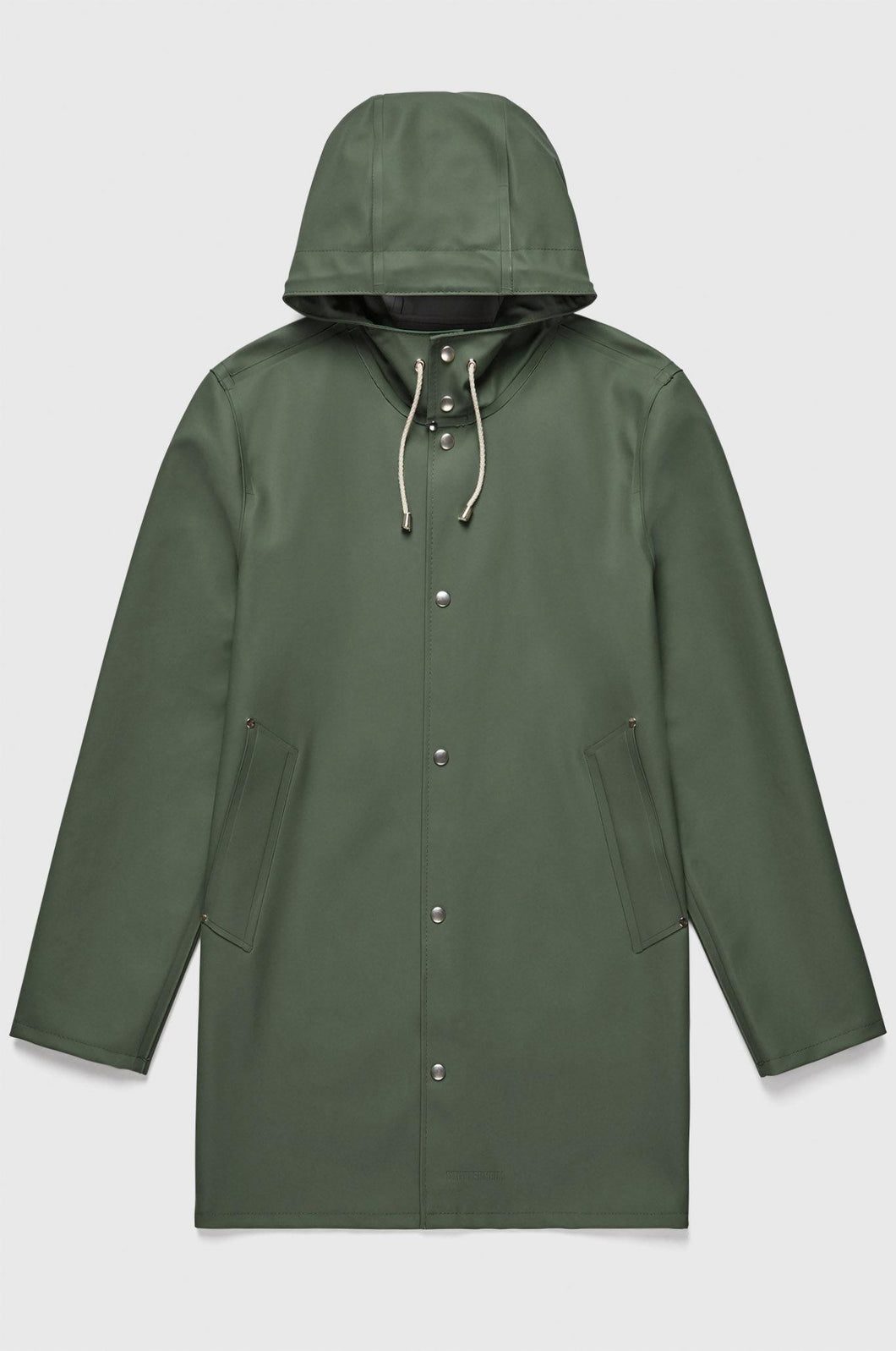 Stockholm Raincoat- Green