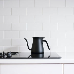 SCC Pour over Kettle -Black