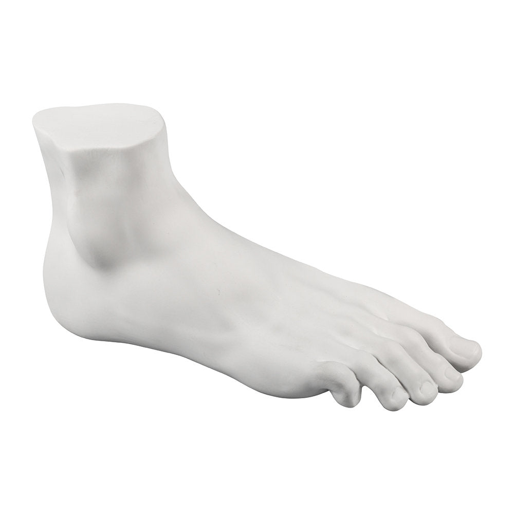 Porcelain Man Foot