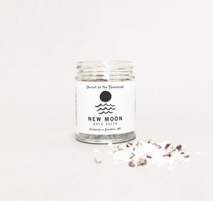 New Moon Bath Salts