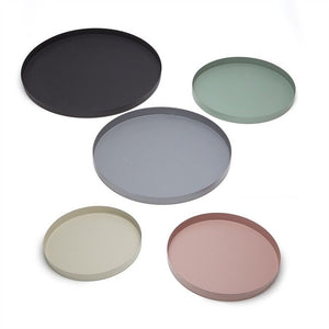 Mercer Set 5 Decorative Trays