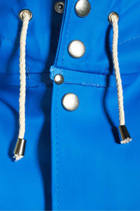 Stockholm Raincoat- Electric Blue