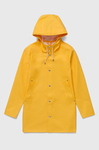 Stockholm Raincoat- Yellow