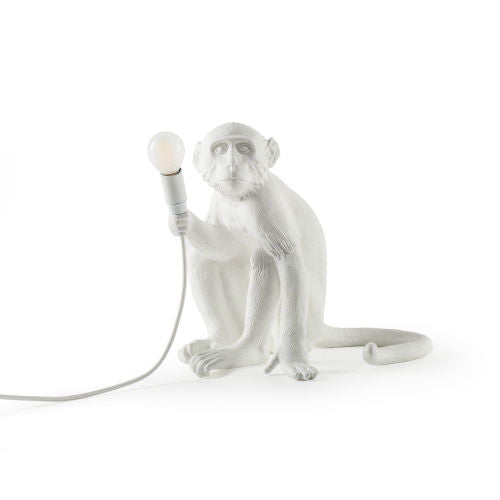 Sitting Monkey Lamp