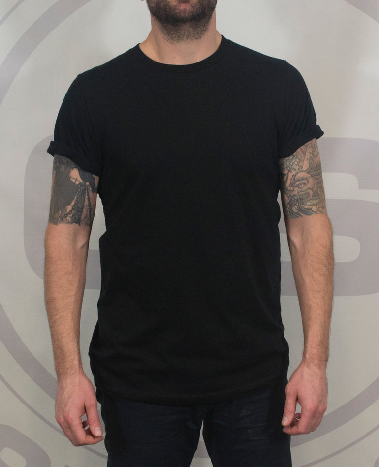 Black T-shirt | The collexion