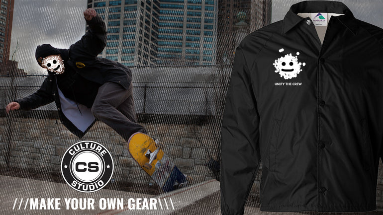 Skate Jackets Now Available!