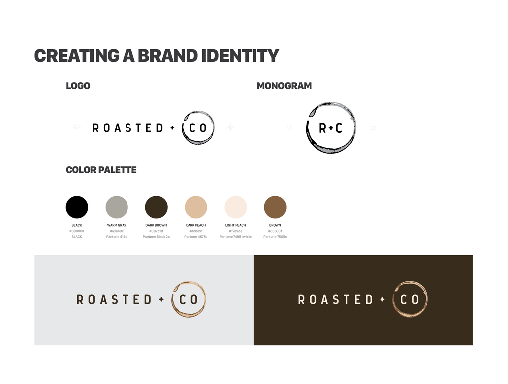 Creating a Killer Brand Identity
