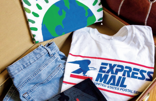 Will Merch Save the Postal Service?
