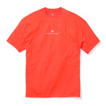 Salvation Oversized T-Shirt  - Orange