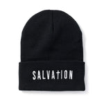 3:16 Collection Accessories - Hats - Beanies Salvation Beanie, Black