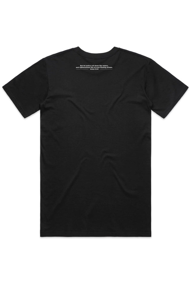 3:16 Collection Apparel Jesus in Justice Premium Tee