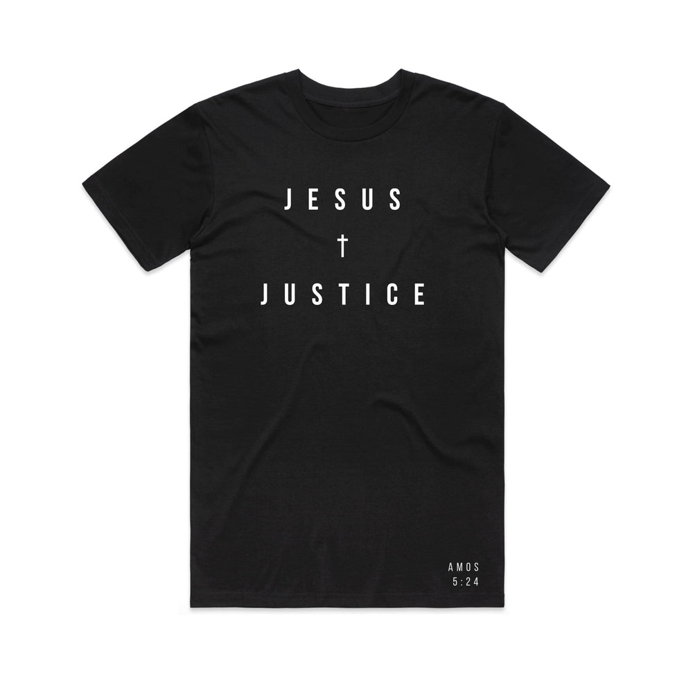 3:16 Collection Apparel Jesus + Justice Premium Tee
