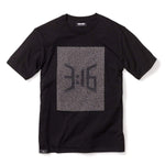 3:16 Foundation Tee - Black