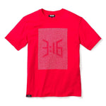 3:16 Foundation Tee - Red