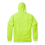 3:16 Collection Hoodie Dreamer Double Layered Hoodie - Neon