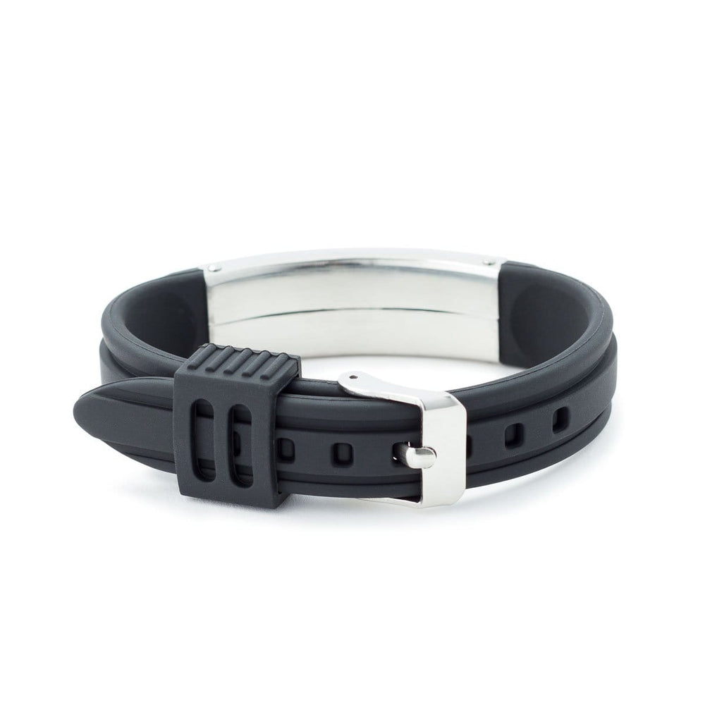 3:16 Collection Jewelry Salvation Rubber Bracelet