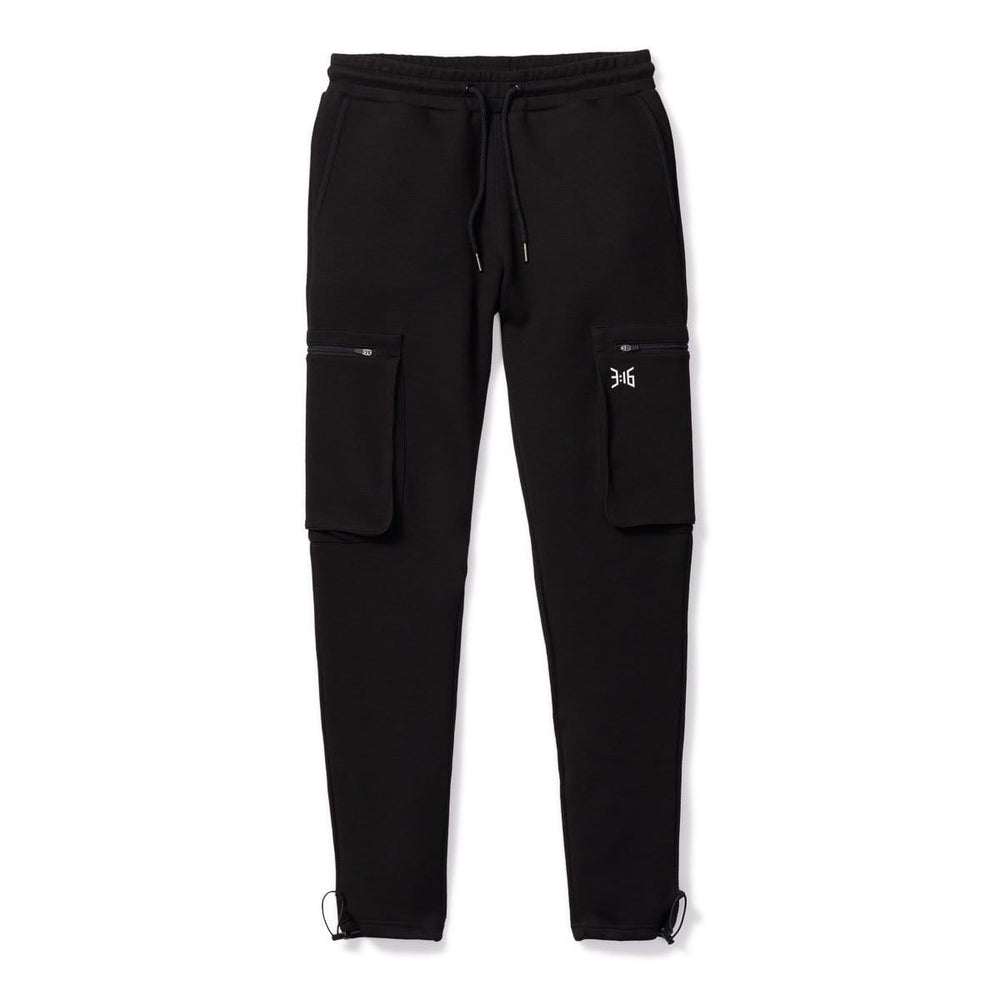 3:16 Collection Joggers SM 3:16 Cargo Joggers - Black