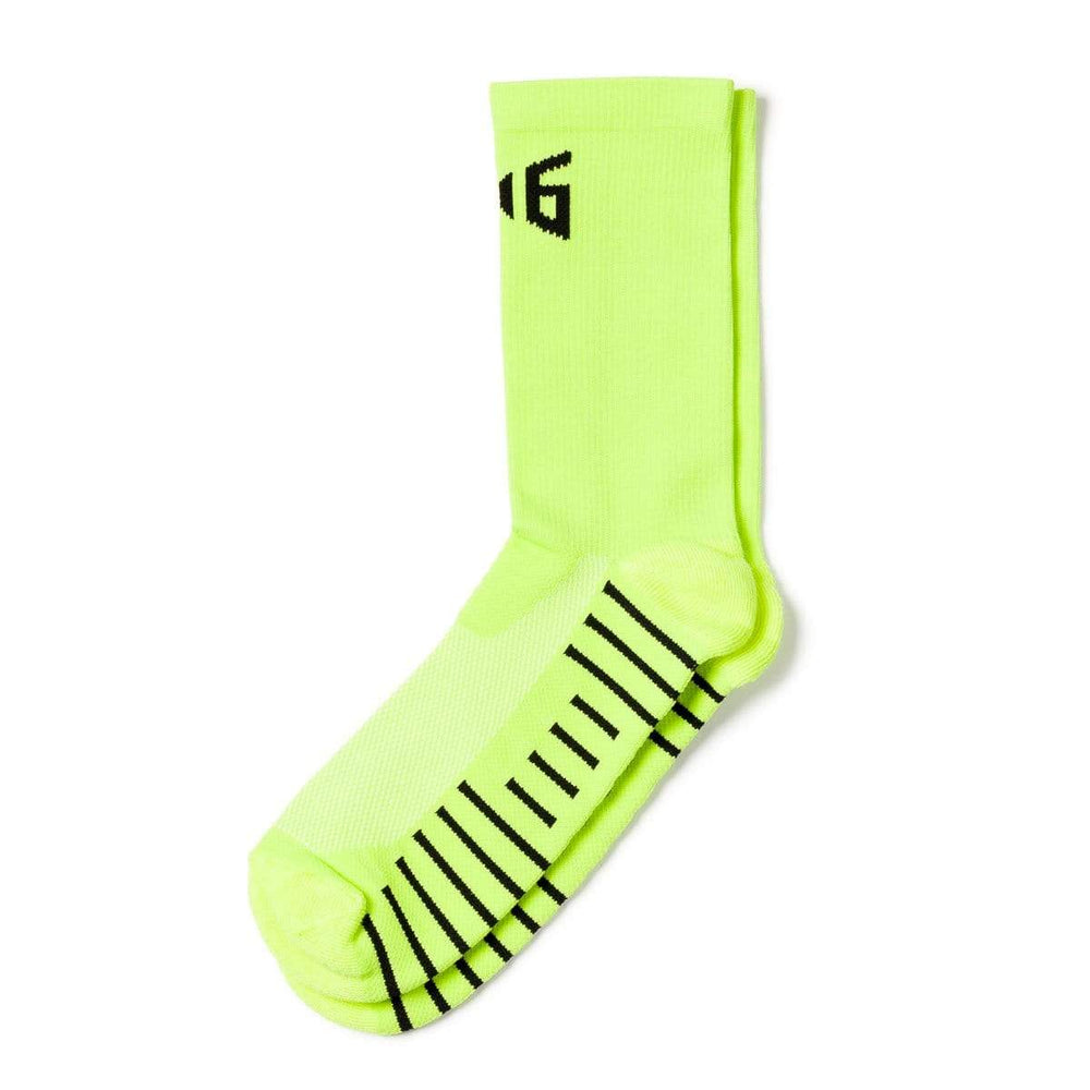 3:16 - Performance Crew Sock - Neon