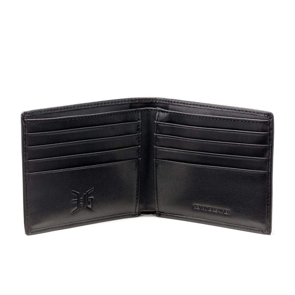 3:16 Collection Wallet Man of God Top Grain Leather Wallet