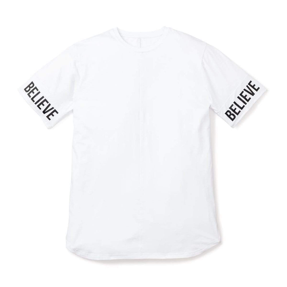 316collection Apparel 3:16 - Believe Sleeve Tee - White