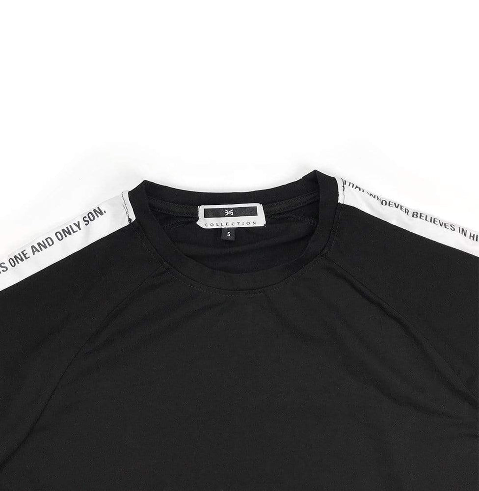 316collection Apparel 3:16 Collection Premium Tape Tee - Black