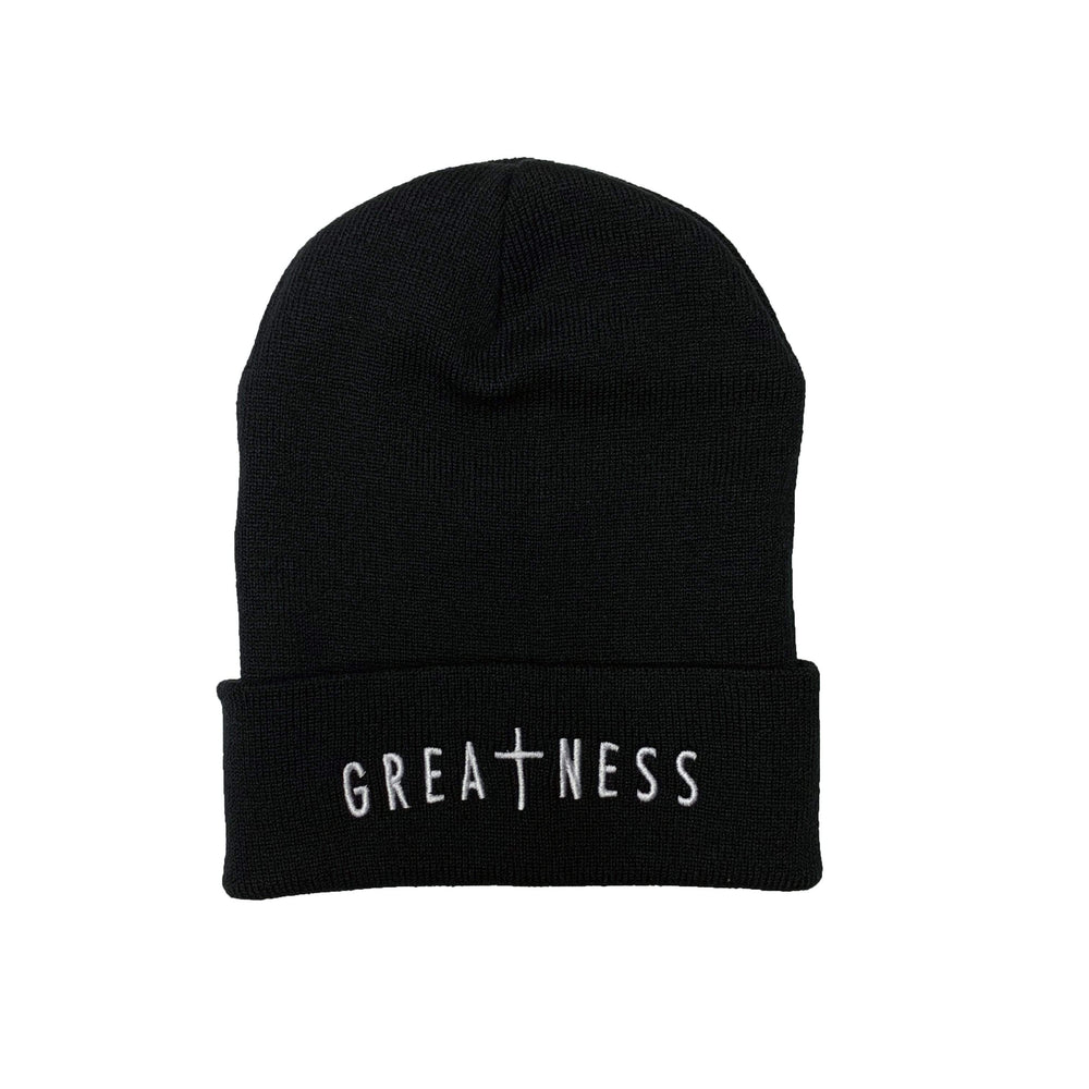 316collection beanie Greatness Beanie - Black
