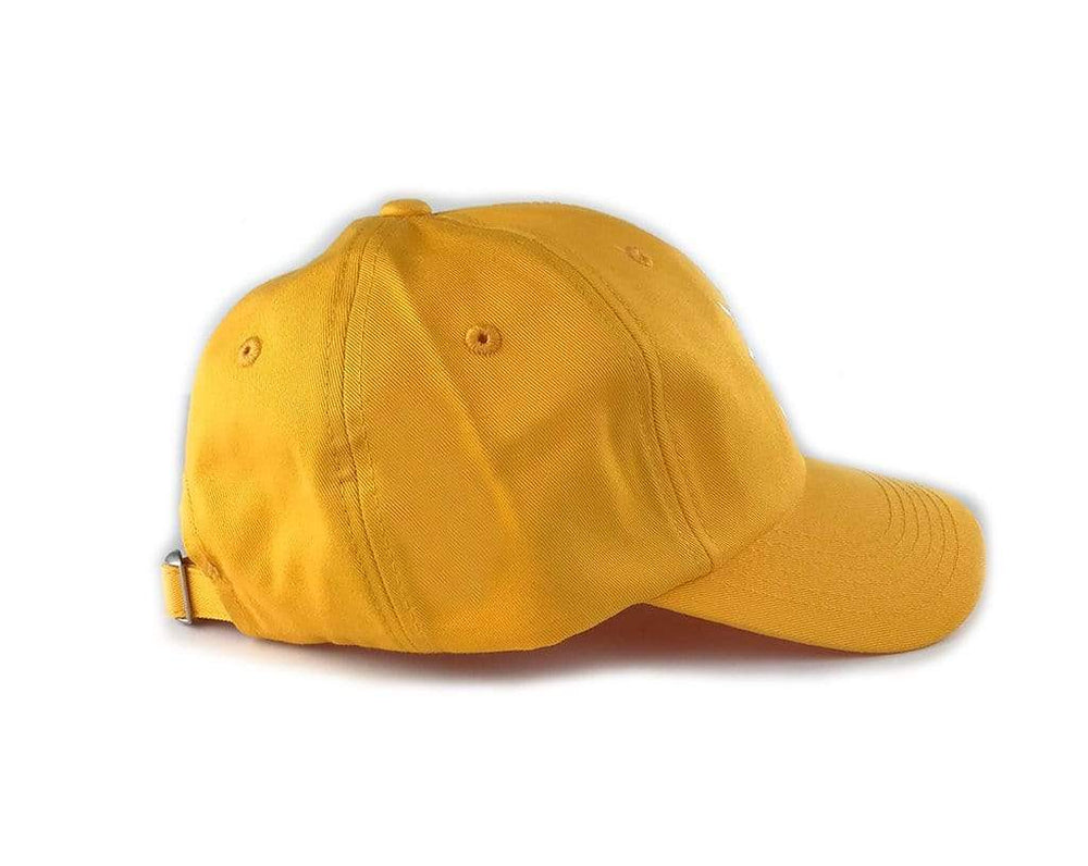 316collection Hat 3:16 Dad Cap Gold