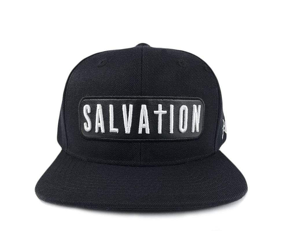 Salvation - Black Snapback