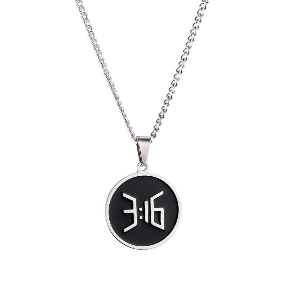 3:16 Pendant Necklace