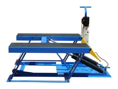 Atlas® LR-10P Portable 10,000 Lbs. Capacity Low Rise 110 Volt Scissor Lift