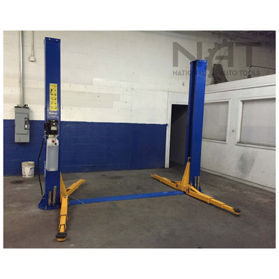 two post car lift 9000 lb