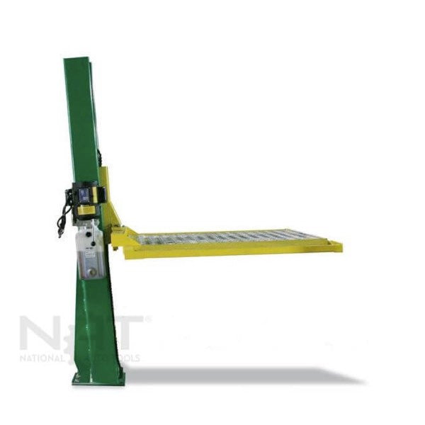 NSP-SL22 2200 Lb Single Post Storage Lift