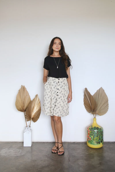 Annie Skirt - Apple Tree