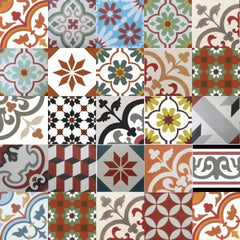 In-Stock Cement Tiles