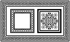 Cement Tile Borders & Corners