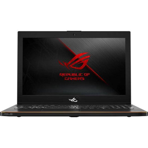 Asus GM501GM-WS74 15.6 inch Intel Core i7-8750H 2.2GHz/ 16GB DDR4/ 1TB SSHD + 256GB PCIE SSD/ GTX 1060/ USB3.1/ Windows 10 Professional Ultrabook (ROG Metallic Black)