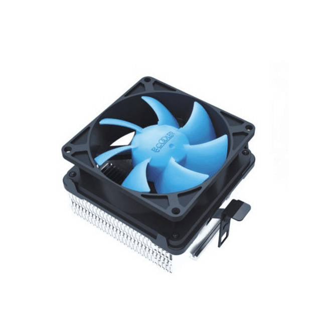 PCCOOLER Q82M 80mm 4PIN PWM CPU Cooler for Intel LGA 1151/1150/1155/1156/775 & AMD AM4/FM22+/FM2/FM1/AM3+/AM3/AM2+/AM2