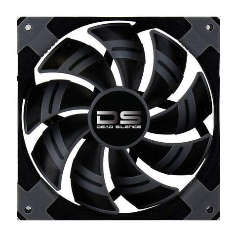 AeroCool Dead Silence 120mm Black Case Fan