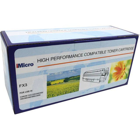 iMicro IM-FX3 Compatible Toner Cartridge