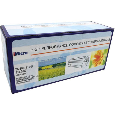 iMicro IM-TN580 Compatible Toner Cartridge