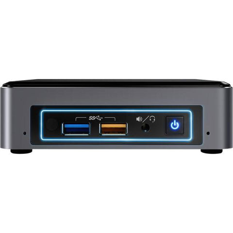 Intel NUC Kit BOXNUC7I5BNK Intel Core i5-7260U 2.2GHz/ DDR4/ WiFi/ USB3.0/ M.2/ A&V&GbE/ Mini PC Barebone System