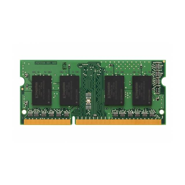 Kingston KCP316SS8/4 DDR3-1600 SODIMM 4GB/512Mx64 CL11 Notebook Memory