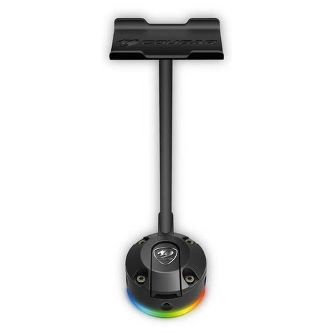 Cougar Bunker S RGB headset stand with 2x USB 2.0