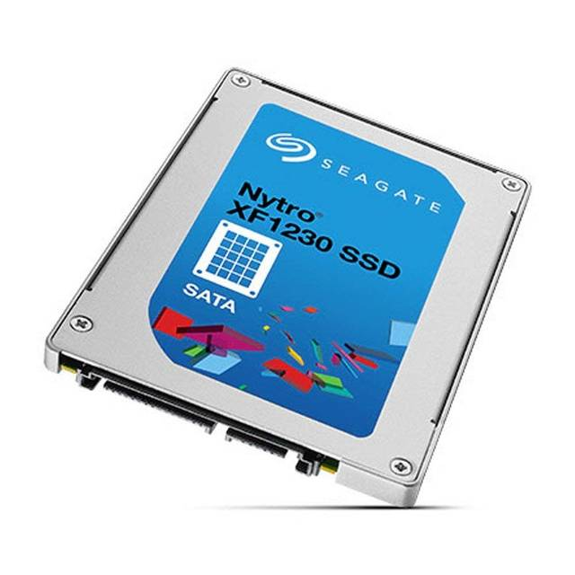 Seagate Nytro XF1230 Series XF1230-1A0960 960GB 2.5 inch SATA 6Gb/s Solid State Drive (eMLC)