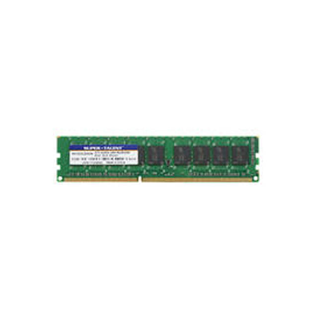 Super Talent DDR3-1600 8GB 512Mx8 CL11 Desktop Value Memory