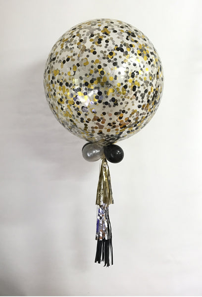 Confetti Filled Balloons - 3ft