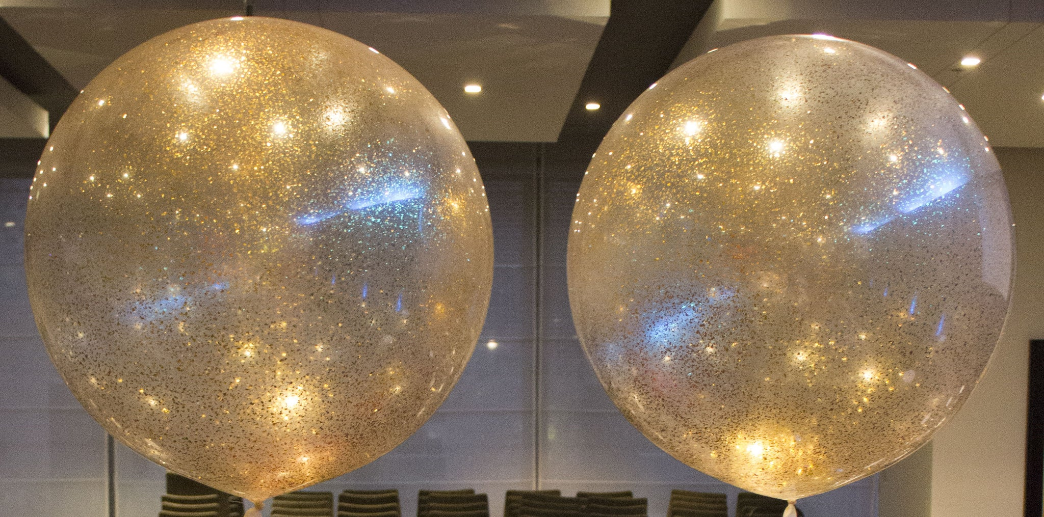 Glitter Filled Balloons - 3ft