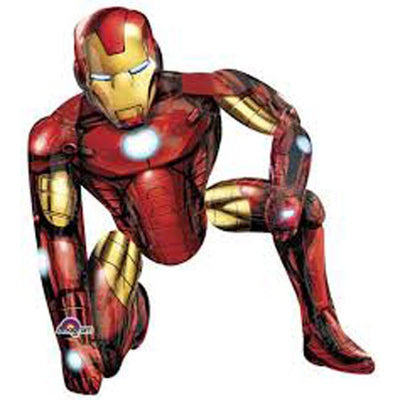 Airwalker - Iron Man
